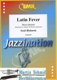 Latin Fever (Keyboard.Guitar.Drums optional)