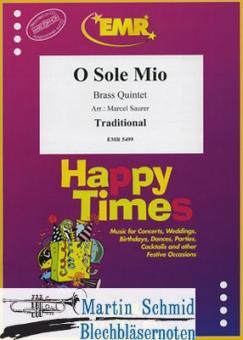 O Sole Mio (Keyboard optional)