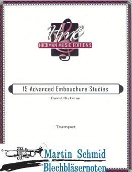 15 Advanced Embouchure Studies