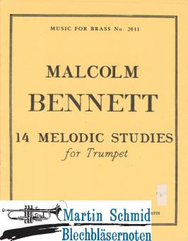 14 Melodic Studies