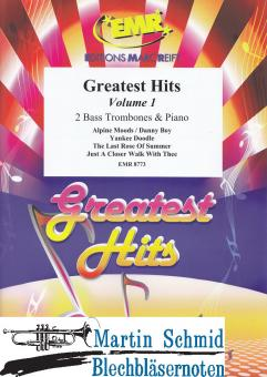 Greatest Hits Volume 1 (Percussion optional)