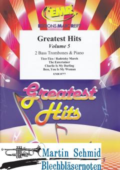 Greatest Hits Volume 5 (Percussion optional)