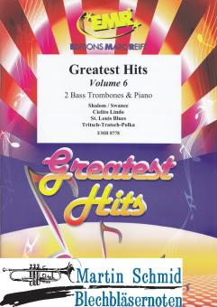 Greatest Hits Volume 6 (Percussion optional)