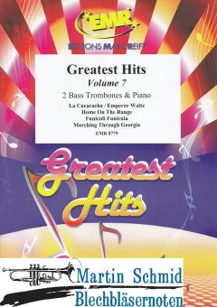 Greatest Hits Volume 7 (Percussion optional)