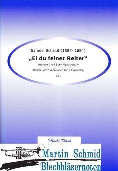 Ei du feiner Reiter - Thema und 7 Variationen (5TenHr/Bar)