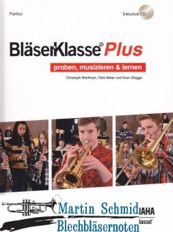 Bläserkalsse Plus (Partitur)