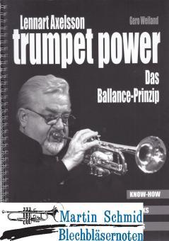 """trumpet power"" - Das Ballance-Prinzip"