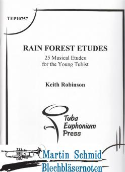 - 25 Musical Studies for the Young Tubist