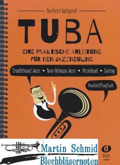 Tuba - Eine praktische Anleitung für den Jazzneuling (+CD)
