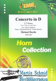 Concerto in D (2 F-Horns.Piano/Organ)