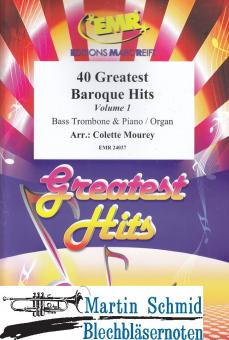 40 Greatest Baroque Hits - Vol.1