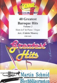 40 Greatest Baroque Hits - Vol.2