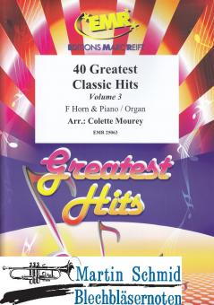 40 Greatest Classic Hits - Vol.3