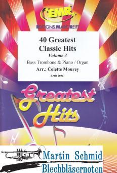 40 Greatest Classic Hits - Vol.3