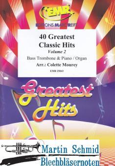 40 Greatest Classic Hits - Vol.2