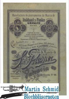 Katalog Musikinstrumente (Reprint eines Kataloges von ca. 1890)