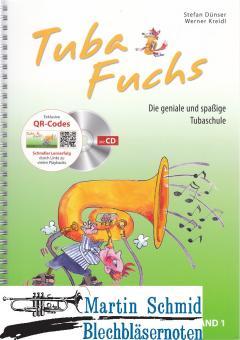 Tuba Fuchs Band 1 (mit CD - Die geniale und spaßige Tubaschule