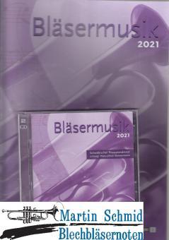 Bläsermusik 2021 - (Buch+CD) (Neuheit Ensemble)