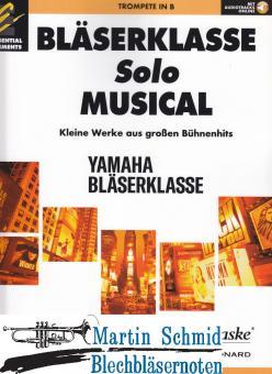 Bläserklasse Solo Musical - Trompete in B (Neuheit Trompete)