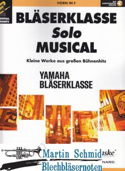 Bläserklasse Solo Musical - Horn in F (Neuheit Horn)