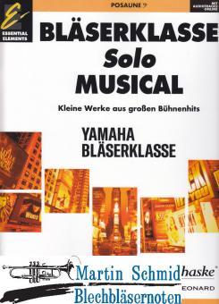 Bläserklasse Solo Musical - Posaune (Neuheit Posaune)