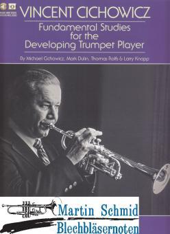 Fundamental Studies for the Developing Trumpet Player (Buch + Medien Online) (Neuheit Trompete)