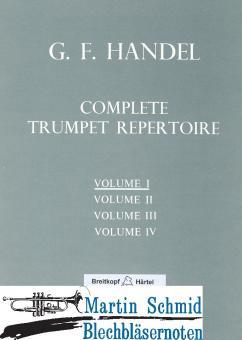 Complete Trumpet Repertoire Heft 1 - The Operas (Trompeten in C notierst)