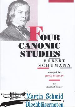 4 Kanonische Studien