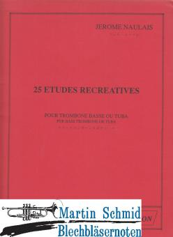 25 Études récréatives