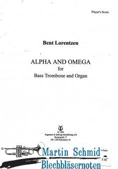 Alpha og omega (SpP ohne Solostimme)