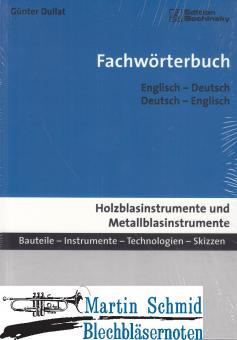 Fachwörterbuch Holz- und Metallblasinstrumentenbau