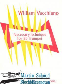 Necessary Technique for Bb Trumpet