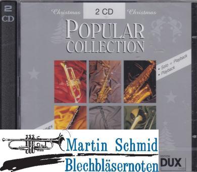 Popular Collection Christmas - Begleit-CD