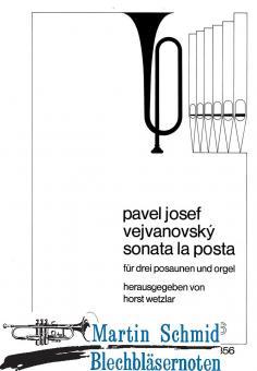 """Sonata """"La Posta"""""""