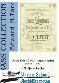 12 Quartette 3.Suite (Edward Tarr Collection)