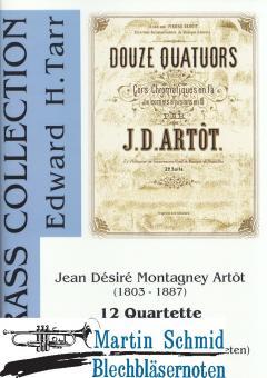 12 Quartette 2.Suite (Edward Tarr Collection)