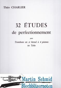 32 Etudes de Perfectionnement