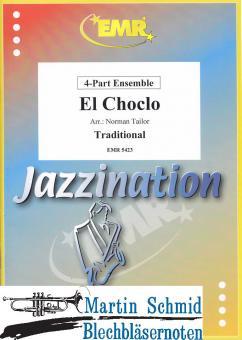 El Choclo (variable Besetzung; Keyboard, Guitar, Bass Guitar, Drum Set optional)