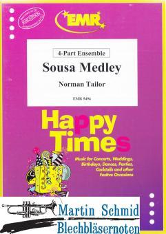 Sousa Medley (variable Besetzung; Keyboard, Guitar, Drum Set optional)