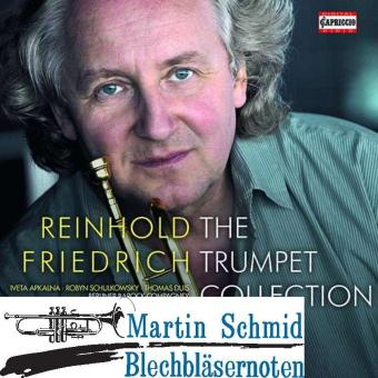 Reinhold Friedrich and Friends - The Trumpet Collection (10 CDs)