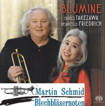 Blumine (Eriko Takezawa- Klavier) (Neuheit Trompete)