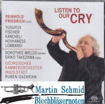 Listen To Our Cry (Neuheit Trompete)