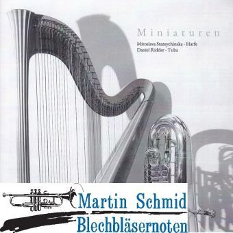 Miniaturen (Miroslava Stareychinska - Harfe)