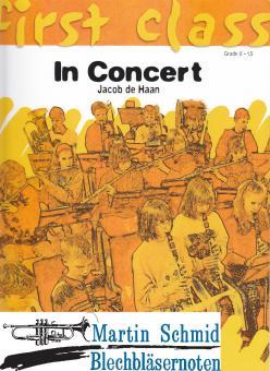 First Class In Concert (Partitur)